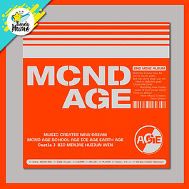 MCND - MCND AGE (HIT Ver.)