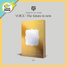 VICTON - VOICE : THE FUTURE IS NOW (NOW Ver.)