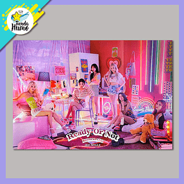 POSTER MOMOLAND - READY OR NOT