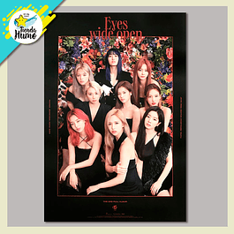 POSTER TWICE - EYES WIDE OPEN (STORY Ver.)