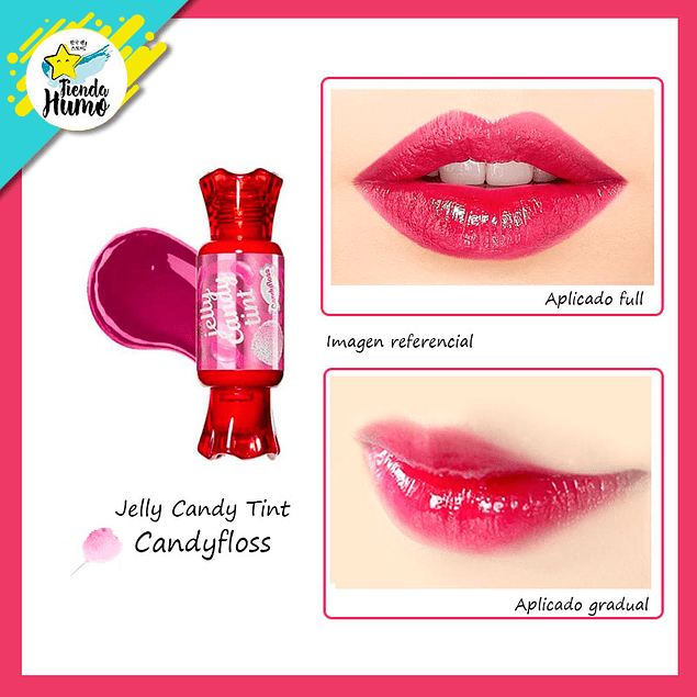 CANDY TINT JELLY - CANDYFLOSS - The SAEM