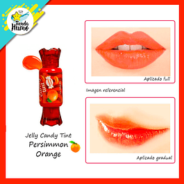 CANDY TINT JELLY - PERSIMMON ORANGE - The SAEM