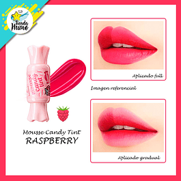 CANDY TINT MOUSSE - RASPBERRY - The SAEM