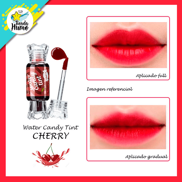 CANDY TINT WATER - CHERRY - The SAEM