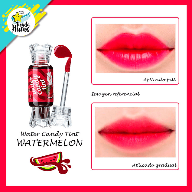 CANDY TINT WATER - WATERMELON - The SAEM