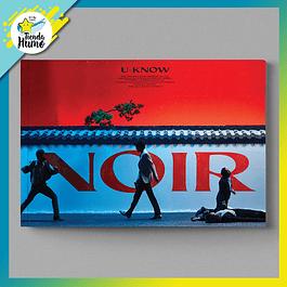 TVXQ U-KNOW - NOIR (UNCUT Ver.)