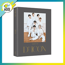 BTS - D'ICON ISSUE NO.10 BTS GOES ON! – FULL EDITION