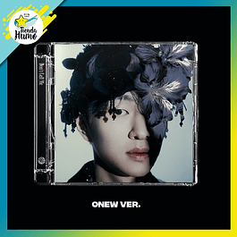 SHINEE - DON'T CALL ME JEWEL CASE (ONEW Ver.)