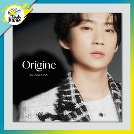 B1A4 - ORIGINE (GONGCHAN Ver.)