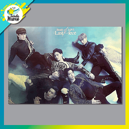 POSTERS GOT7 - BREATH OF LOVE LAST PIECE A