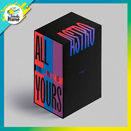 ASTRO - All YOURS SET (LIMITED Ver.)