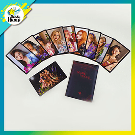 PHOTOCARD TWICE - MORE & MORE (A Ver.)