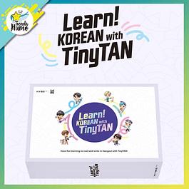 BTS - LEARN KOREAN WITH TINYTAN (APRENDIENDO COREANO CON TINYTAN-BTS)