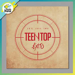 TEEN TOP - 20'S LOVE TWO EXITO