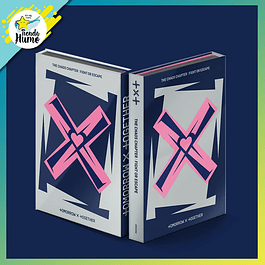 TXT - THE CHAOS CHAPTER : FIGHT OR ESCAPE (FIGHT Ver.)