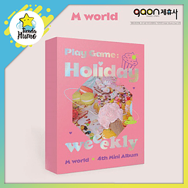 WEEEKLY - PLAY GAME : HOLIDAY (M WORLD Ver.)