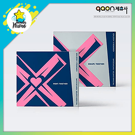TXT - THE CHAOS CHAPTER FIGHT OR ESCAPE (FIGHT : TOGETHER ver.)