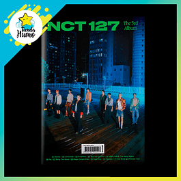 (PRE-VENTA) NCT 127 - STICKER (SEOUL CITY Ver.)