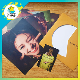 POSTCARD ITZY - GUESS WHO (B Ver.)