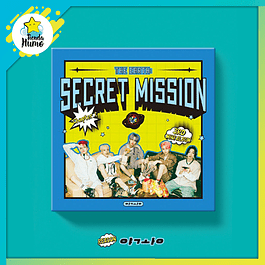 MCND - THE EARTH : SECRET MISSION CHAPTER. 1 (REASON Ver.)