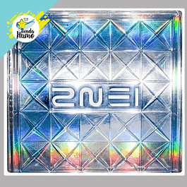 2NE1 - THE FIRST MINI ALBUM