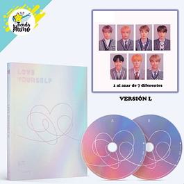 BTS - LOVE YOURSELF ANSWER (L Ver.)