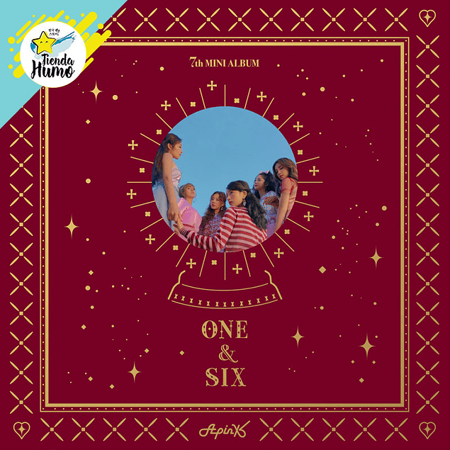 APINK - ONE AND SIX (SIX Ver.)