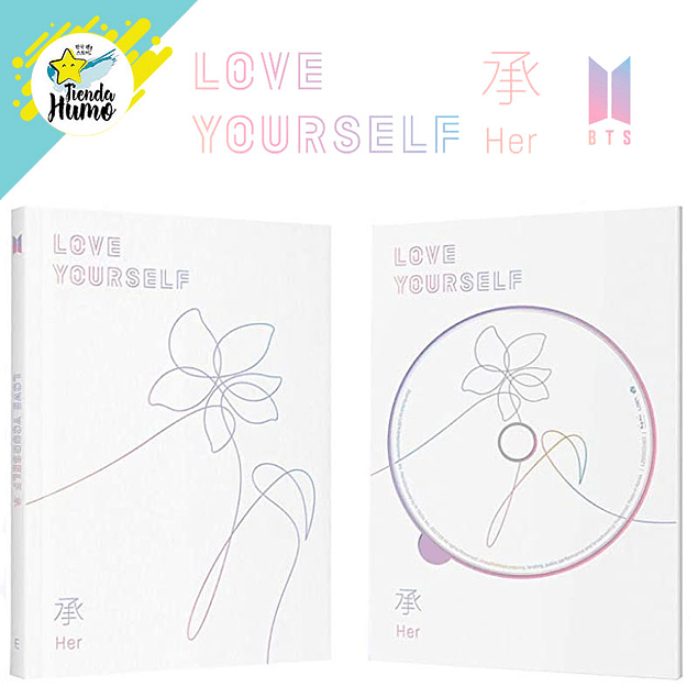 BTS - LOVE YOURSELF HER (E Ver.)