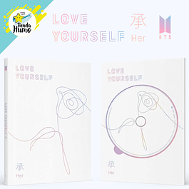 BTS - LOVE YOURSELF HER (L Ver.)