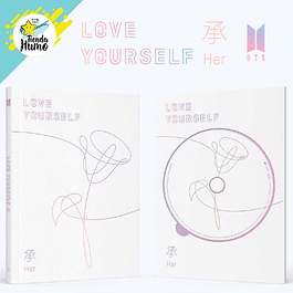 BTS - LOVE YOURSELF HER (V Ver.)