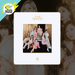 TWICE - FEEL SPECIAL (A Ver.)