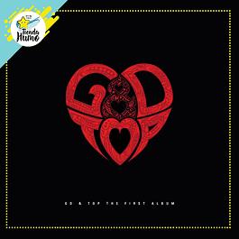 BIG BANG GD&TOP - THE FIRST ALBUM