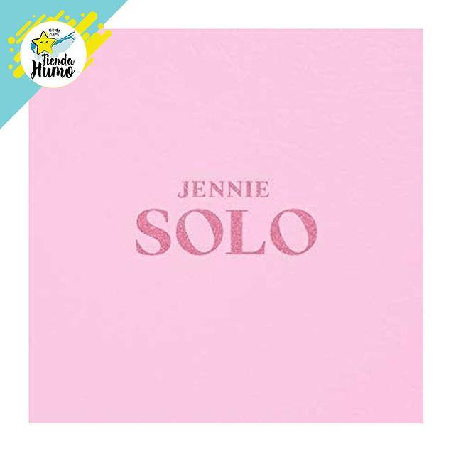 BLACKPINK JENNIE - SOLO