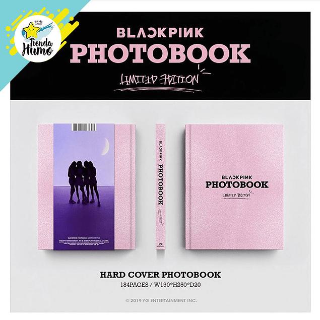 BLACKPINK - PHOTOBOOK LIMITED EDITION 2019