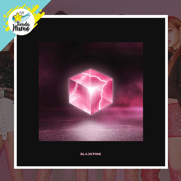 BLACKPINK - SQUARE UP (BLACK Ver.)