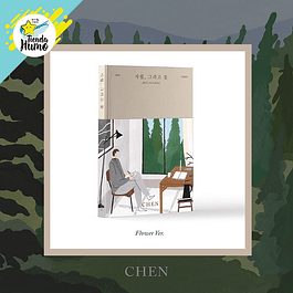 EXO CHEN - APRIL AND A FLOWER (FLOWER Ver.)