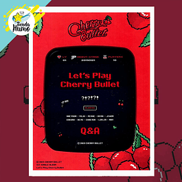 CHERRY BULLET - LET'S PLAY