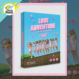 CHERRY BULLET - LOVE ADVENTURE