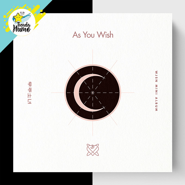 COSMIC GIRLS - AS YOU WISH (Ver. 2)