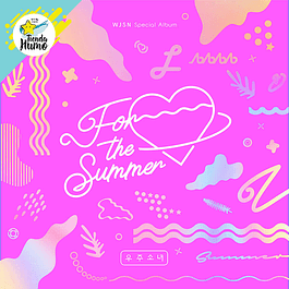 COSMIC GIRLS - FOR THE SUMMER (PINK Ver.)