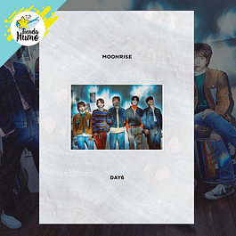 DAY6 - MOONRISE (GOLD MOON Ver.)
