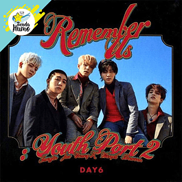 DAY6 - REMEMBER US (REW Ver.)