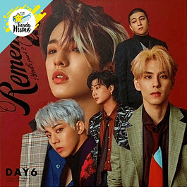 DAY6 - REMEMBER US (FF Ver.)