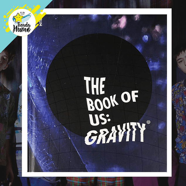 DAY6 - THE BOOK OF US : GRAVITY (SOUL Ver.)