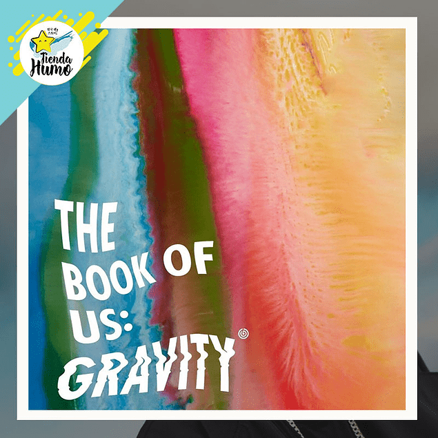 DAY6 - THE BOOK OF US : GRAVITY (MATE Ver.)