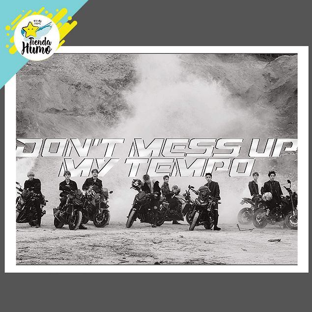 EXO - DONT MESS UP MY TEMPO (ANDANTE Ver.)