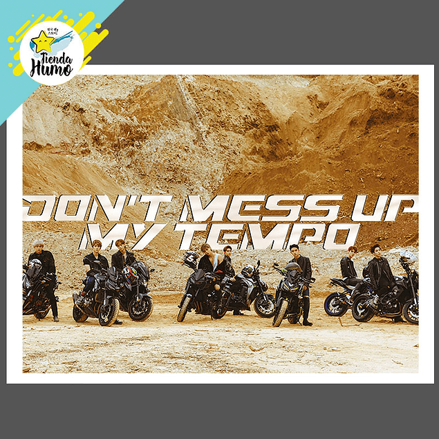 EXO - DONT MESS UP MY TEMPO (MODERATO Ver.)
