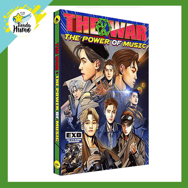EXO - THE POWER OF MUSIC