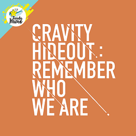 CRAVITY - SEASON 1 HIDEOUT: REMEMBER WHO WE ARE (Ver. 3)