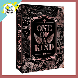 BIGBANG G-DRAGON - ONE OF A KIND (BRONZE Ver.)